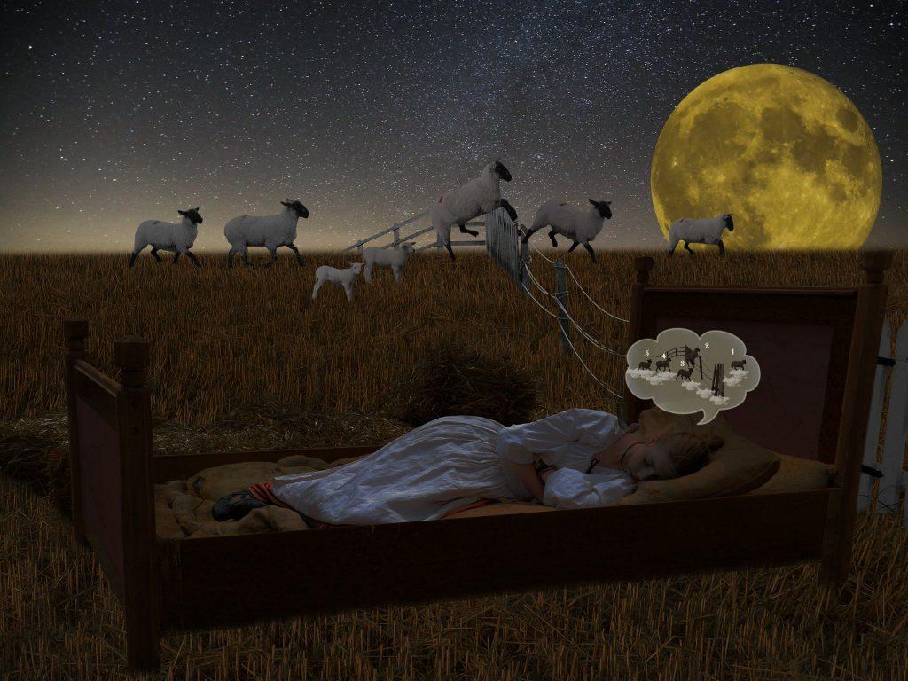 conciliar el sueño. Insomnio